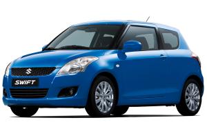 Suzuki Swift 1.2 MT GLX