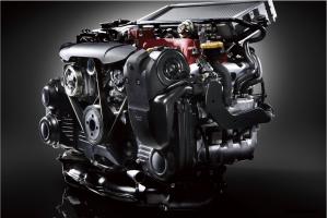 Двигатель Субару в деталях