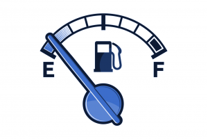 Значок бензоколонки?